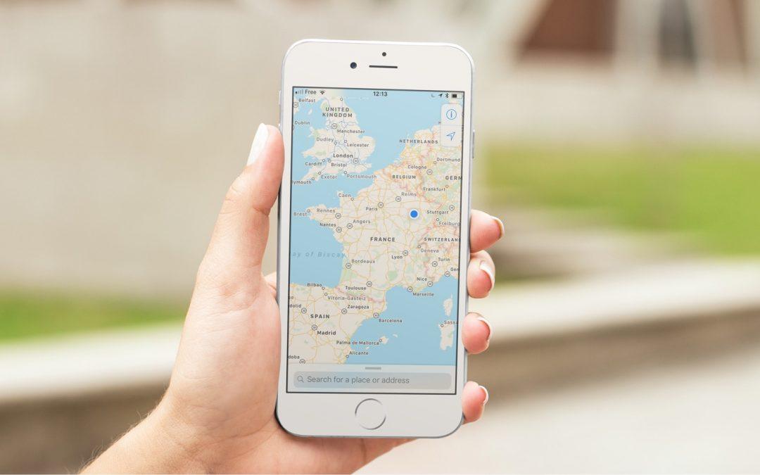 Suivre les itinéraires vélo sur votre smartphone